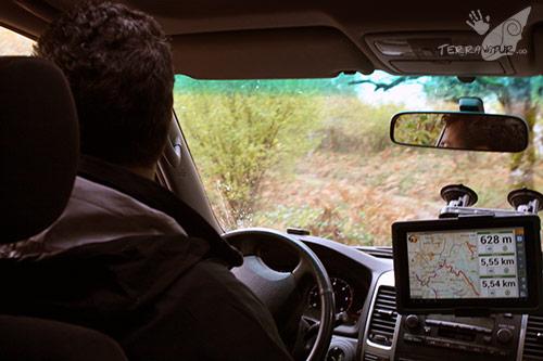 Curso de orientación con GPS, tableta y smartphone.