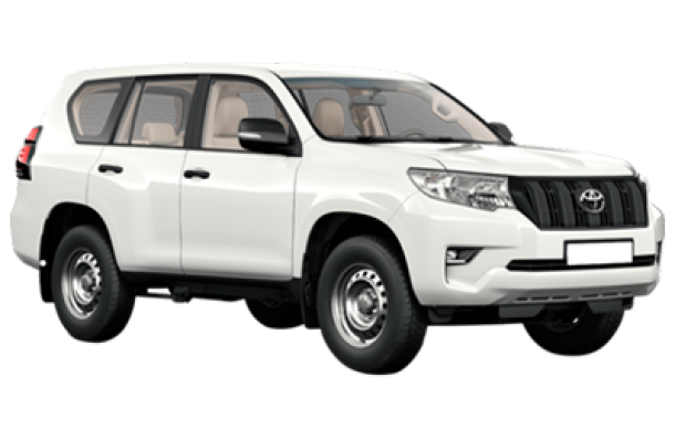 Toyota Land Cruiser GX Largo